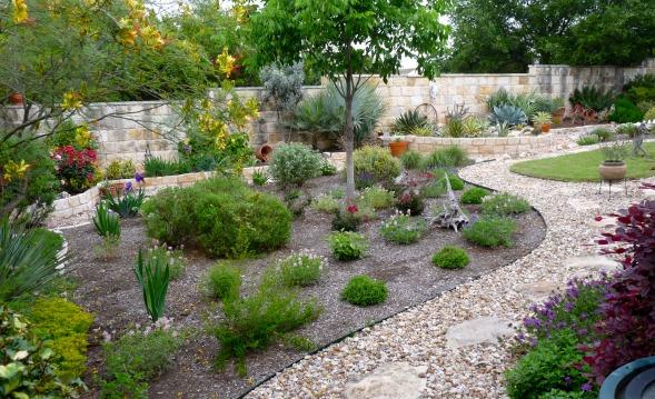 Giardino eco friendly ecco come risparmiare acqua e soldi - Giardino d acqua ...