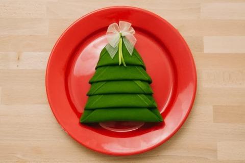 Natale idee eco per apparecchiare la tavola eco risparmio - Idee per risparmiare in casa ...