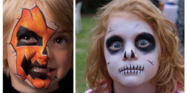 Trucchi Halloween bambini