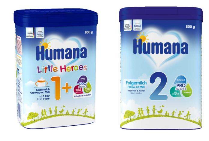 Latte Humana Germania