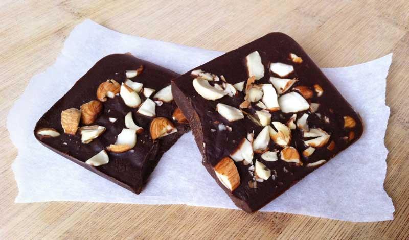 Cioccolata naturale