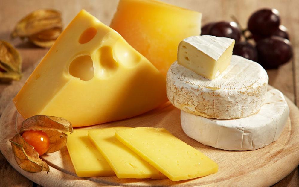 Mangiare formaggi
