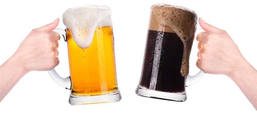 Utilizzare la birra