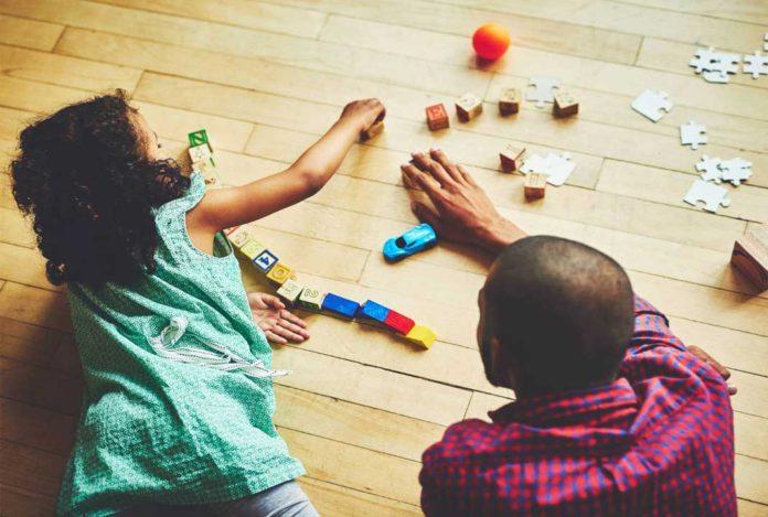 Giochi con i bambini