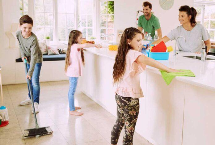 Bambini responsabili e autonomi